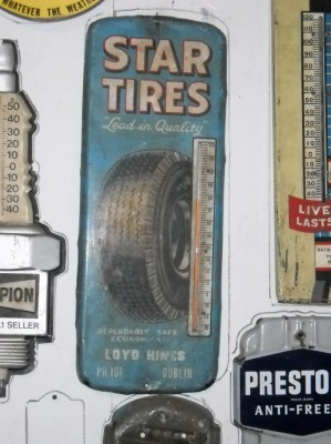 Automotive Thermometer