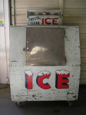 Large Ice Machine