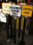 Freestanding Parking Signs