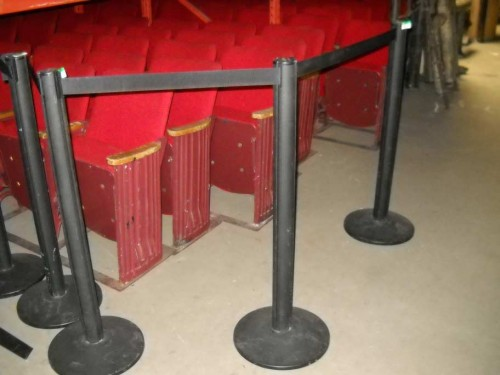 Modern Stanchions